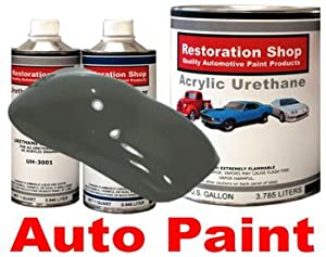 Olive Drab Quality Acrylic Urethane Car Auto Paint Kit Automotive