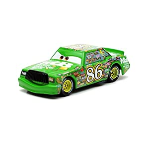 Disney pixar cars character green chick hicks amazon co uk toys