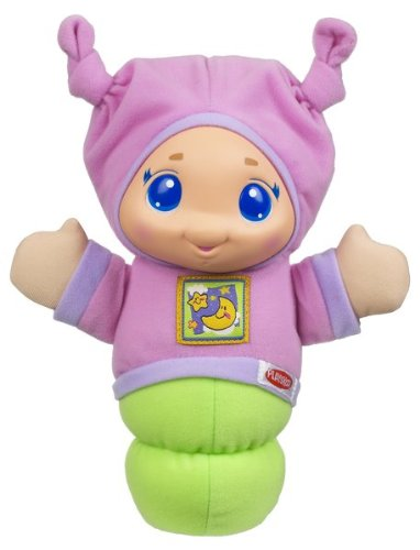 Playskool Lullaby Gloworm Girl (styles may vary)