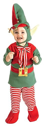Rubie's Costume Co Baby Boys' ELF Toddler Costume