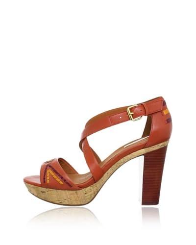 Geox Sandalo Con Tacco D HERITAGE B