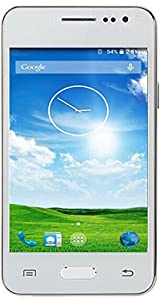 GB® S5H4 3G 4 inch unlocked dual SIM android smart phone (White)