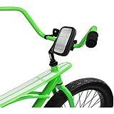 Bingsale Universal Wasserfeste Fahrradhalterung Bike Fahrrad Halter für Samrtphone 5,2--5,7 Zoll (Sony xperia z2 Samsung galaxy s5 galaxy note 3 note 2 LG G3 G2 etc)