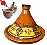 Tagine Cooking Moorish Large 30cm By Zamouri Spices