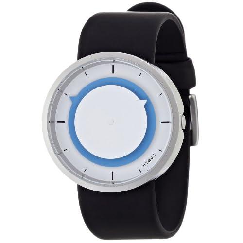 [ヒュッゲ]HYGGE 腕時計 3012-WHITE/BLUE MSP3012C(BL)  【正規輸入品】