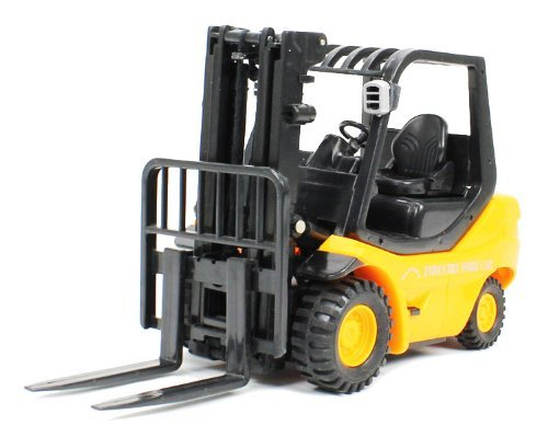 Mini Work Force 6 Function Electric Rc Forklift