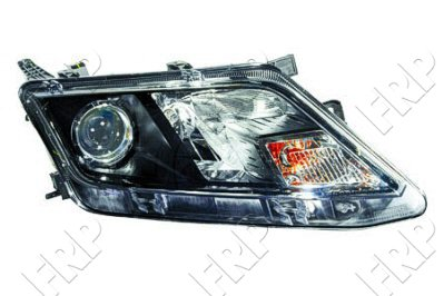 Passenger side WITH install kit -Chrome 100W Halogen 2015 Honda ODYSSEY Post mount spotlight 6 inch
