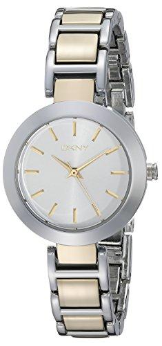 DKNY NY8832 - Reloj para mujeres, correa de acero inoxidable