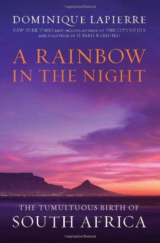 rainbow in the night
