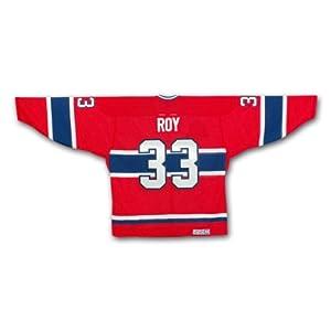 Buy Patrick Roy Canadiens Vintage *Heroes of HockeyReplica Jersey 1993 (Away) by CCM