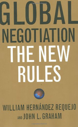 Global Negotiation: The New Rules front-47980