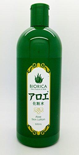 BIORICA アロエ化粧水スキンケア500ml ヒアルロン酸配合