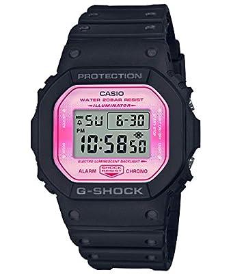 [カシオ] 腕時計 ジーショック サクラストームシリーズ Dw-5600tcb-1jr メンズ ブラック