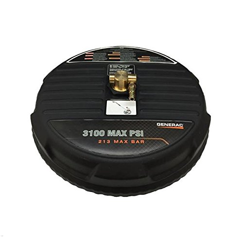 Generac 6132 High Pressure Surface Cleaner, 15-Inch (Power Washer Generac compare prices)