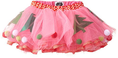 Mud Pie Little Girls' Reindeer Cheer Tutu