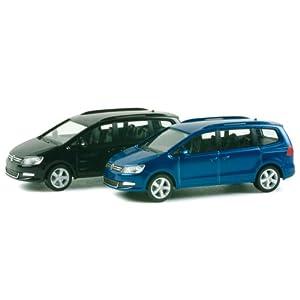 Herpa 034463 VW Sharan Modell 2010 met. 1:87