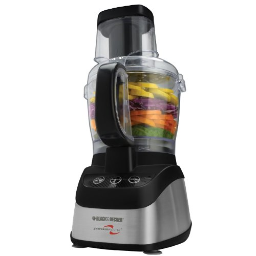 Review: Black & Decker Food Processor & Blender, Wide Mouth Combo with Mini Tool Box (fs)  Review