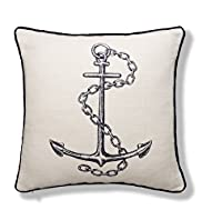 Anchor Print Cushion