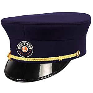 Amazon.com: Lionel Deluxe Conductor Hat, Adult: Toys & Games