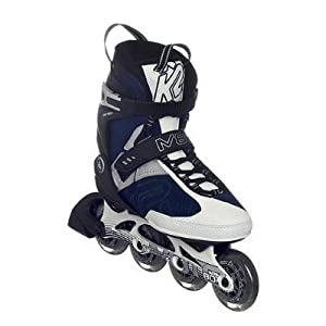 K2 SPORTS Mens Moto Boa Inline Skates - Size: 12.5 D(M) US by K2