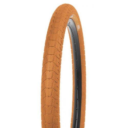 20 x 1.95 Zoll BMX Reifen bunt Kenda K-907 Krackpot, Farbe:orange