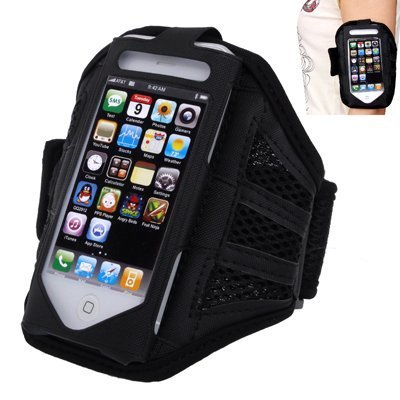 marlin Sport-Armband Tasche speziell für Apple iPhone 5 + new iPod Touch (2012)