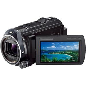 ソニー デジタルHDビデオカメラレコーダー「HDR-CX630V」 HDR-CX630V-B