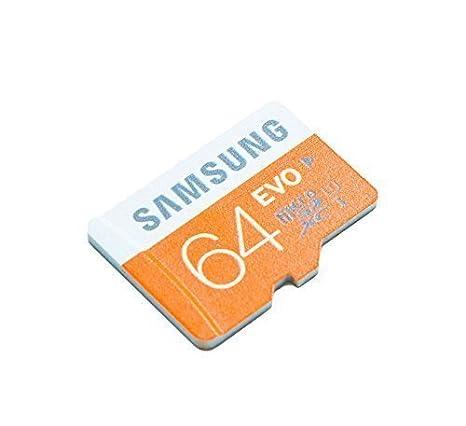 Samsung 64GB EVO MICRO SD XC MEMORY CARD CLASS 10 UHS-I 64 GB HighSpeed