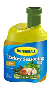 Masterbuilt Butterball Garlic and Savory Herbs Seasoning Kit (Discontinued by Manufacturer)