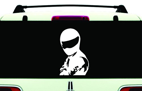 I am the Stig sick decal sticker car window bike dirt JDM dope filthiest redsun (5.5
