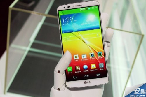 Lg Optimus S G2 F320S Lte-A 32Gb White Snapdragon 800 Unlocked Smartphone Phone