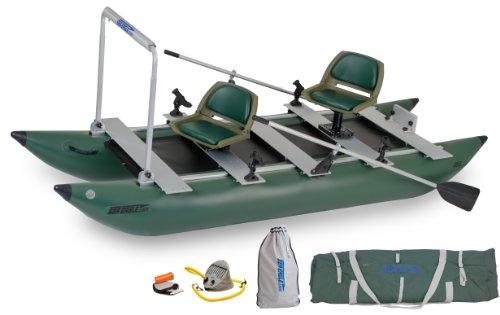 Sea Eagle Green  Inflatable FoldCat