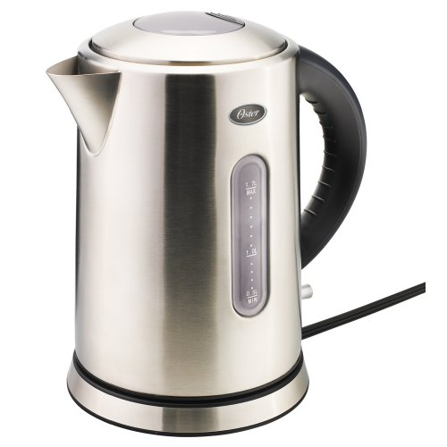 Image of Oster BVST-EK5966 Stainless-Steel 1-2/3-Liter Electric Water Kettle