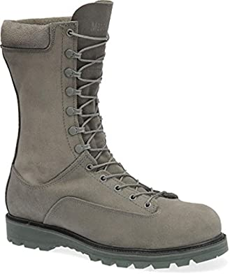 Men's Corcoran 10 inch Waterproof 600-gram Thinsulate Ultra Insulation Safety Toe Field Boots Sage, SAGE, 5.5M