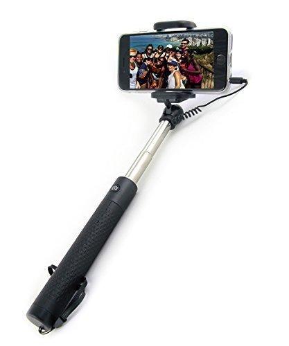 selfie stick globe stick bastone telescopico universale per foto e selfie. Black Bedroom Furniture Sets. Home Design Ideas