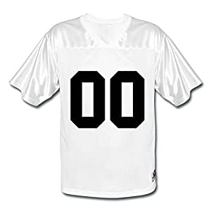 Customized Mens Your Name and Number Football Jersey