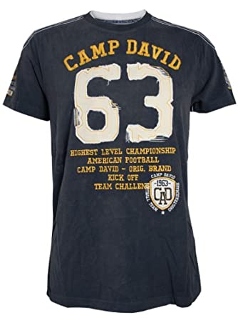 camp david men designer shirt american football xxl clothing. Black Bedroom Furniture Sets. Home Design Ideas