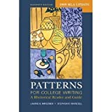 img - for Patterns for College Writing With 2009 Mla Update 11th EDITION book / textbook / text book