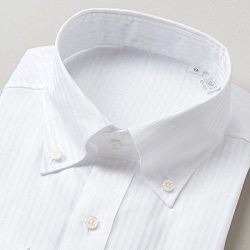 """夏に着たいメンズの""""おすすめ白シャツ""""選び:定番だからこそ、細かい使い分けが男を""""分ける"""" 2番目の画像"""
