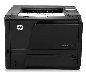 HP LaserJet Pro 400 M401n Monochrome Printer (CZ195A) (Discontinued By Manufacturer)
