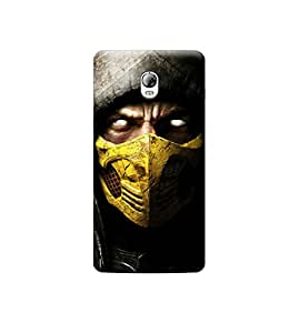 EPICCASE Premium Printed Back Case Cover With Full protection For Lenovo Vibe P1 (Designer Case)