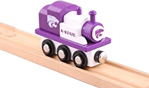 Buy NCAA Kansas State Wildcats College Team Train Toy by College Team Trains