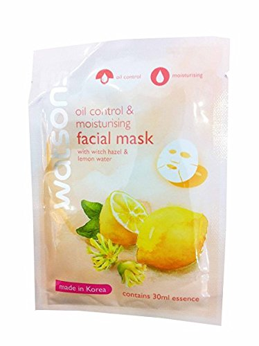 2-mask-sheets-of-watsons-oil-control-moisturising-facial-mask-with-witch-hazel-lemon-water-made-in-k