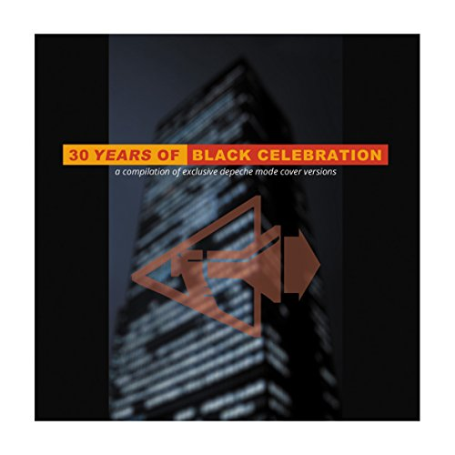 30 Years Of Black Celebration: Compilation mit exklusiven Coverversionen von Depeche Mode Songs + Sonic Seducer Sonderedition Icons, Bands: The Cure, VNV Nation u.v.m.
