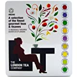 Luxury London Tea Company Tin Presentation Box of 72 of The Finest Gourmet Tea Bags Gift