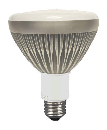 Kobi Electric Led 26-Watt (120 Watt) R40 Cool White Light Bulb, Non-Dimmable