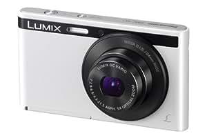 """Panasonic Lumix DMC-XS1EF-W Appareil photo numérique Taille d'écran 2,7""""  (6,7) Zoom optique 5x Blanc"""