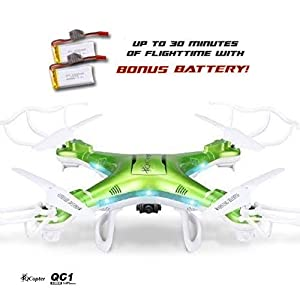 Quadcopter Drones with HD Camera LED Lights