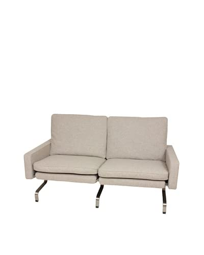 Stilnovo Hillerod Settee, Wheat