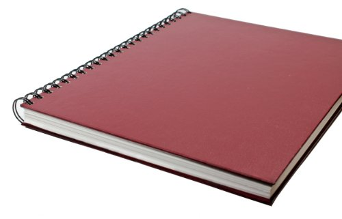 Hardcover Drawing Book ~ Art show draw anywhere without a desk genuine ultra
